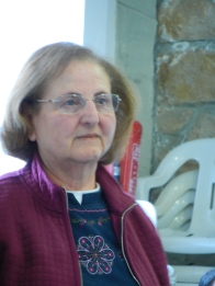 Mary Mikhael, past president of the seminary in Beirut