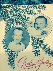 1957: George, Baby Jana