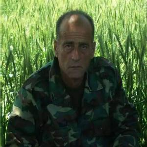 Sami Sadeeh Syrian national guardsman from Safita