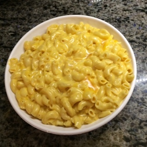 July 16 mac and cheese